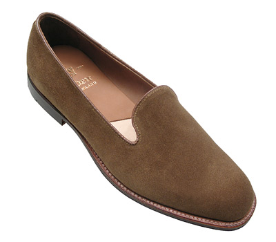 Plain Toe Loafer
