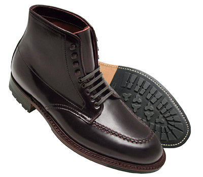 Cordovan Indy Boot